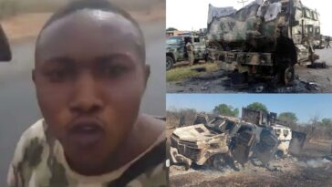 Nigerian Airforce Killed Our Soldiers Thinking They Were Boko Haram - Army Officer [Video] 7
