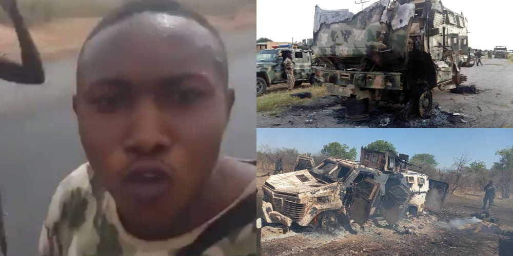 Nigerian Airforce Killed Our Soldiers Thinking They Were Boko Haram - Army Officer [Video] 1