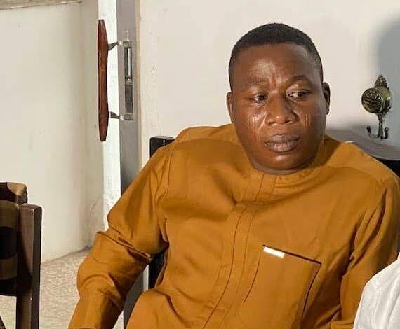 Sunday Igboho Raises Alarm As Nigerian Soldiers Invades His Ibadan Residence To Arrest Him 1