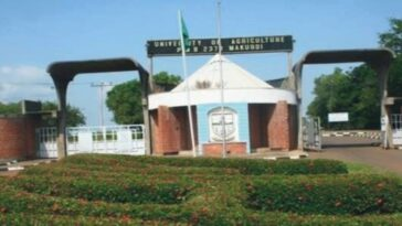 Gunmen Invades Federal University Of Agriculture In Makurdi, Kidnaps Students On Campus 6