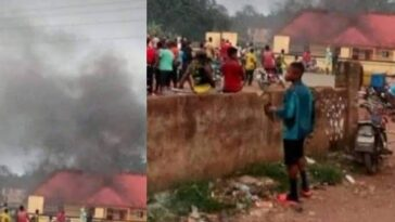 Gunmen Attack Police Headquarters In Imo, Kill Five Officers, Free All Suspects In Cells 5