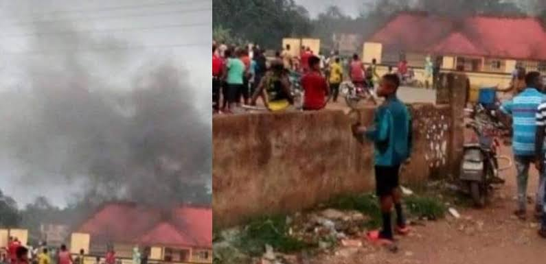 Gunmen Attack Police Headquarters In Imo, Kill Five Officers, Free All Suspects In Cells 1