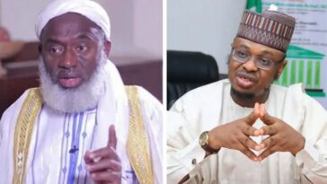 Nigeria Need More People Like Pantami, There Will Be Regrets If He's Removed - Sheikh Gumi 2