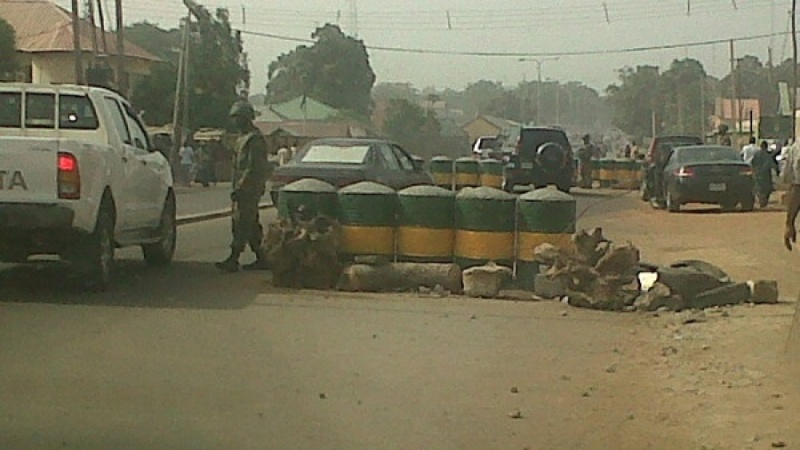 Gunmen Kills Two Soldiers, Civilian At Military Checkpoint In Ebonyi 1