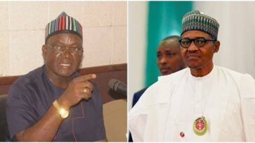 """President Buhari Is Working For Fulani To Take Over Nigeria"" - Governor Ortom [Video] 3"