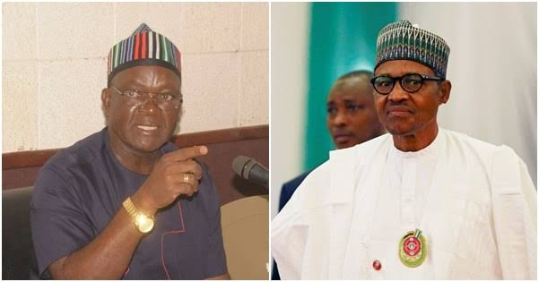 """President Buhari Is Working For Fulani To Take Over Nigeria"" - Governor Ortom [Video] 1"