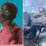 Nigerian Rapper, Victony Involved In Fatal Car Accident, Set To Undergo Major Surgery 27