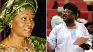 Remi Tinubu Attacks Smart Adeyemi For Complaining About Insecurity In Nigeria [Video] 3