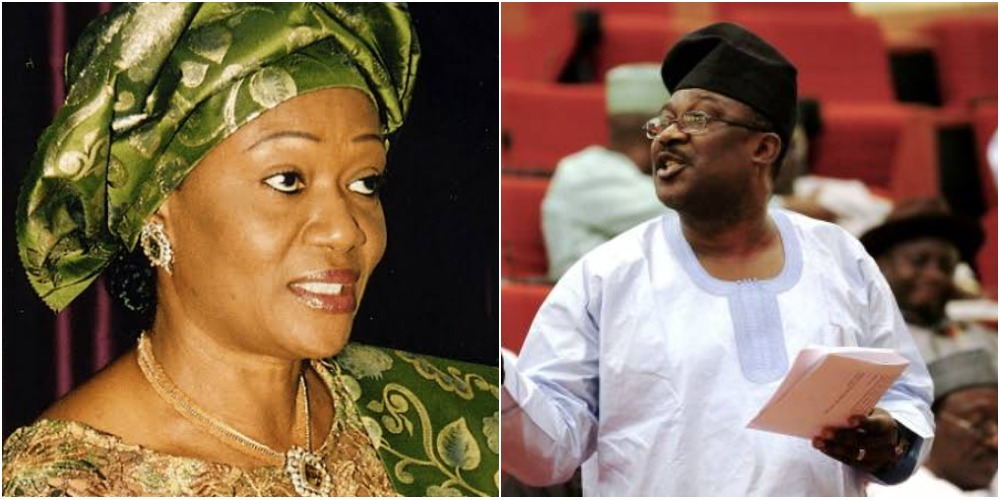 Remi Tinubu Attacks Smart Adeyemi For Complaining About Insecurity In Nigeria [Video] 1