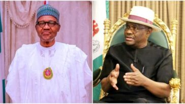 Nigeria Has Collapsed, Governors Are Running To Abuja To Take Photos With Buhari - Gov Wike 5