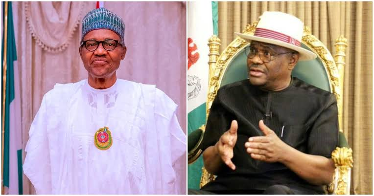 Nigeria Has Collapsed, Governors Are Running To Abuja To Take Photos With Buhari - Gov Wike 1