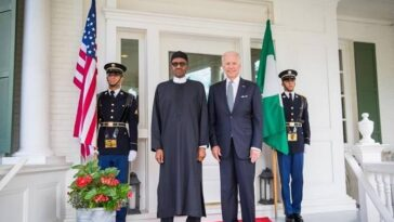 President Buhari Begs US Govt To Send American Soldiers To Help Tackle Nigeria's Insecurity 7