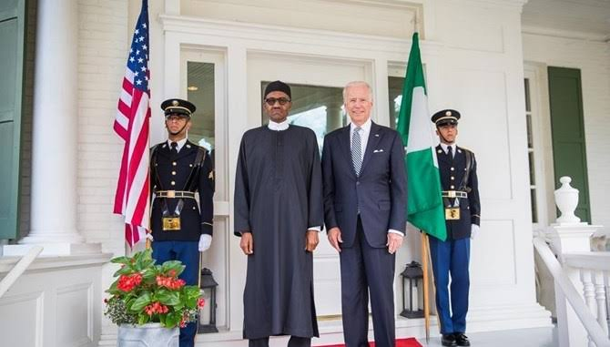 President Buhari Begs US Govt To Send American Soldiers To Help Tackle Nigeria's Insecurity 1