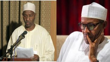 DSS Arrest Usman Bugaje For Criticising Buhari's Handling Of Insecurity In Nigeria 2