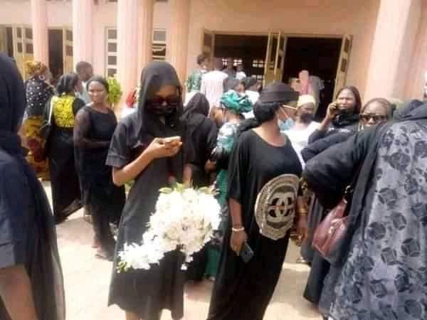 Slain Greenfield University Student, Dorothy Yohanna Buried Amid Tears In Kaduna [Photos] 5