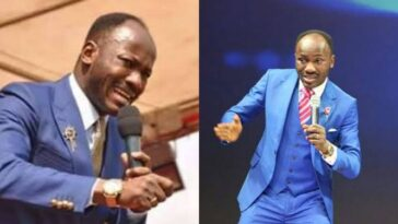 God Will Deal With Enemies Of Nigeria Who Are Within Its Leadership – Apostle Suleman 12