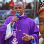"""Governor Hope Uzodinma Is Dead, God Bless Nnamdi Kanu"" - Fr Mbaka Says In Viral Video 27"