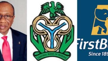 CBN Sacks All First Bank Directors, Reinstates Sola Adeduntan As Managing Director 2