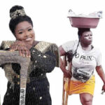 Amputee Hawker Reveals Why She Lied About Her Father's Death To Get Donations From Nigerians 28