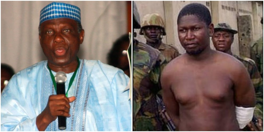Professor Jerry Gana Opens Up On Alleged Link With Boko Haram Founder, Mohammed Yusuf 1