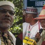 """IPOB Will Go After All Fulani Terrorists Blood For Blood"" - Nnamdi Kanu Replies Miyetti Allah 30"