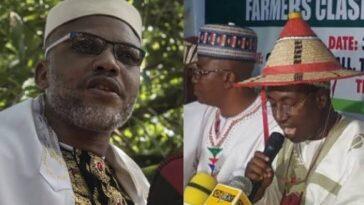 """IPOB Will Go After All Fulani Terrorists Blood For Blood"" - Nnamdi Kanu Replies Miyetti Allah 2"