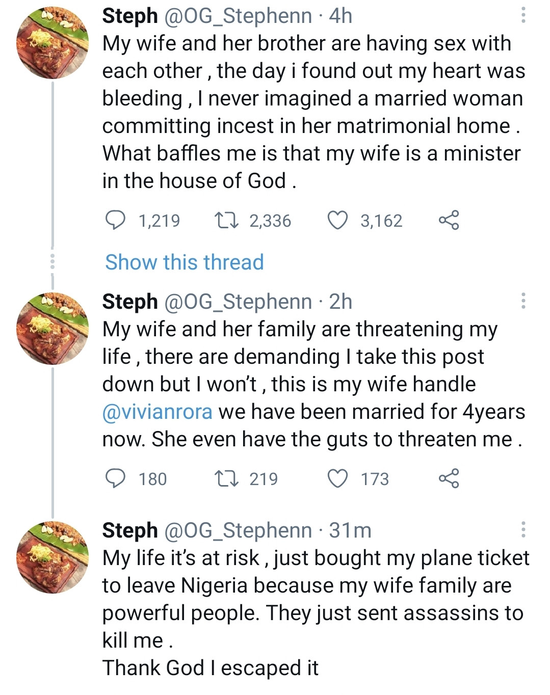Nigerian Man Catches His Wife Having Sεx With Her Brother In Their Matrimonial Bed 2