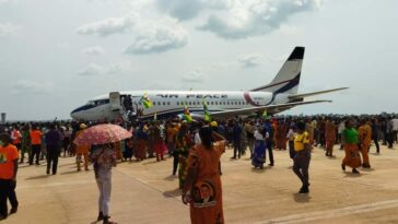 Air Peace Becomes First Aircraft To Land On Anambra International Cargo Airport [Video] 6