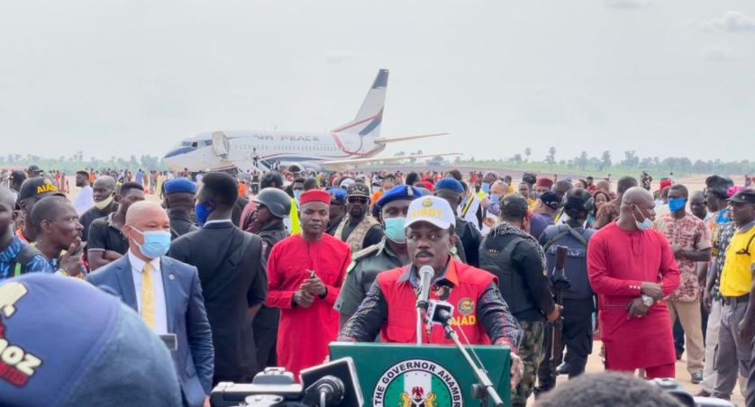 Air Peace Becomes First Aircraft To Land On Anambra International Cargo Airport [Video] 1