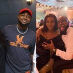 """Nigerians Reacts As Davido Addresses Chioma As """"Mama Ify"""" On His Birthday Wish To Her 27"""