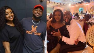 """Nigerians Reacts As Davido Addresses Chioma As """"Mama Ify"""" On His Birthday Wish To Her 2"""