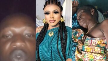 Bobrisky Wants To Sleep With Me Before Helping My Sick Grandmother - Nigerian Man [Video] 1