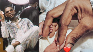 Nigerian Singer, Kizz Daniel Welcomes Set Of Twins On His Birthday, Reveals Their Names 3