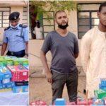 Police Arrests 23-Year-Old Man Who Stole 273 Phones Worth N15 Million In Katsina [Photos] 7