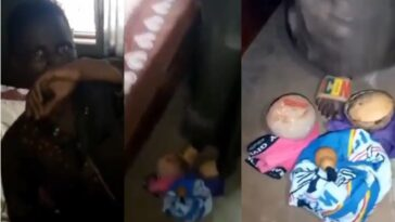 Ekiti University Student Caught While Trying To Use His Roommate For Money Ritual [Video] 10
