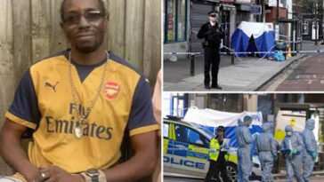 Nigerian Football Coach Stabbed To Death While Protecting His Son In United Kingdom 3