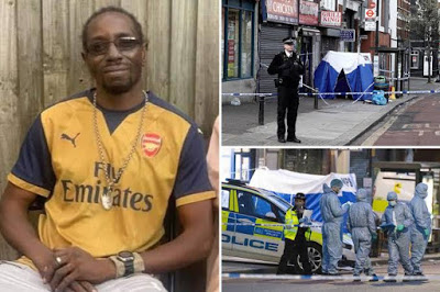 Nigerian Football Coach Stabbed To Death While Protecting His Son In United Kingdom 1