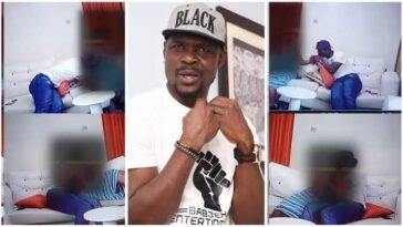 CCTV Footage Shows Nollywood Actor Baba Ijesha Molesting 14-Year-Old Girl [Watch Video] 5