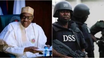 DSS Warns Buhari's Critics, Says They're Throwing Nigeria Into Anarchy And Disintegration 6
