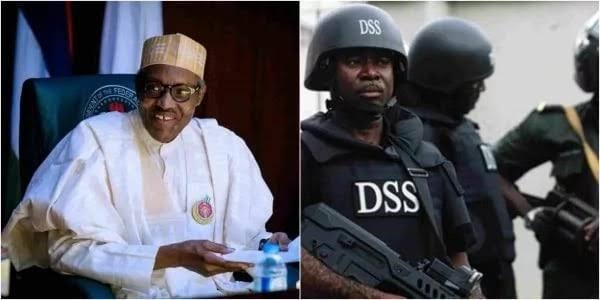 DSS Warns Buhari's Critics, Says They're Throwing Nigeria Into Anarchy And Disintegration 1