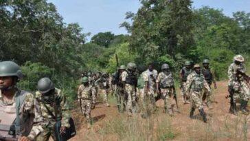 Nigerian Army Kill Boko Haram Top Commander In Borno, Lose Five Soldiers During Clash 2