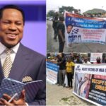 Maxwell Odum: MBA Forex Victims Protest At Christ Embassy, Ask Pastor Oyakhilome To Return Investors' Money 28