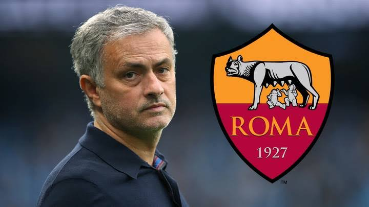 Jose Mourinho Will Coach AS Roma From Next Season After Tottenham Sacking 1