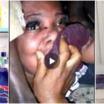 Nigerian Lady Stripped Nαked, Tortured By Dad & Brothers After She Was Caught With Sεx Toy 28