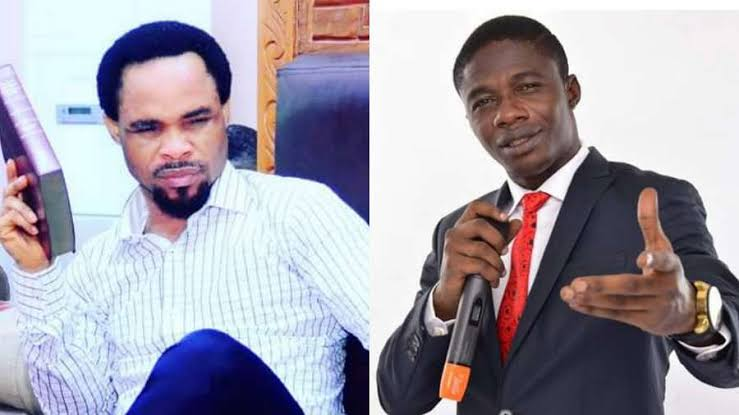 Prophet Aloysius Declares Odumeje Fake, Challenges Him To Spiritual Power Display 1