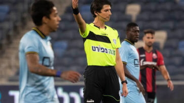 History Made As Sapir Berman Becomes First Transgender To Officiate Football Match In Israel 8