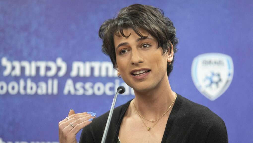 History Made As Sapir Berman Becomes First Transgender To Officiate Football Match In Israel 2