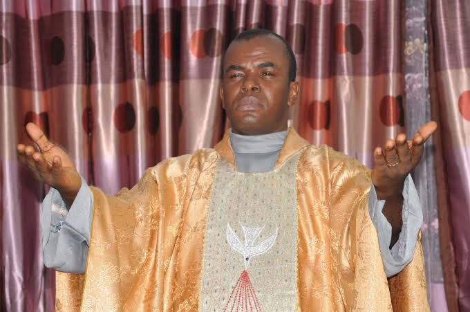 """Father Mbaka Missing"" – Ohanaeze Raises Alarm, Warns Nigerian Govt To Produce Him 1"