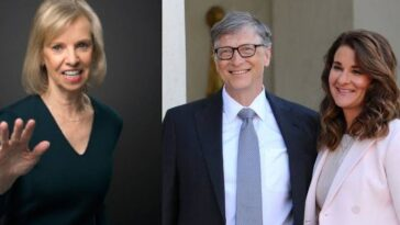 Bill Gates Spend Good Time With His Ex-Girlfriend Ann Winblad After Marriage To Melinda 2