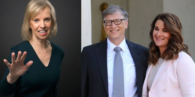 Bill Gates Spend Good Time With His Ex-Girlfriend Ann Winblad After Marriage To Melinda 1